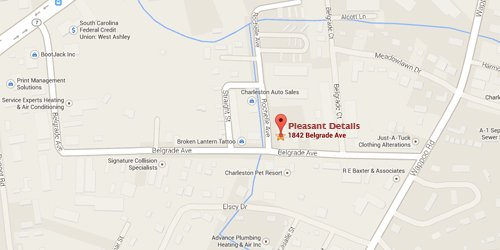 Pleasant Details New Google Maps Location