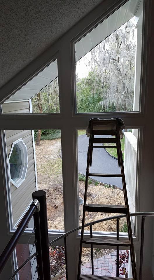 Home Window Film Protects Atrium | Pleasant Details and Tint | Charleston SC